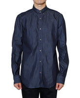 DENIM SHIRT / INDIGO