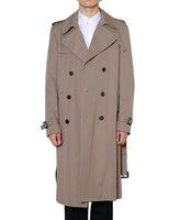 TRENCH COAT / BEIGE