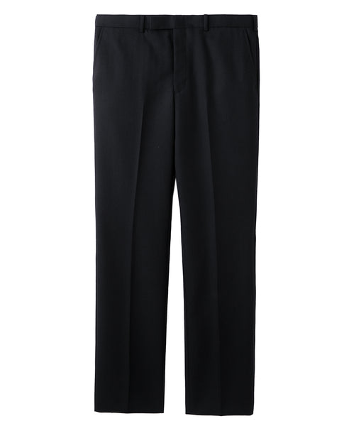 STRIGHT TROUSERS / BLACK