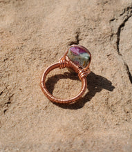 Load image into Gallery viewer, Ruby Fuchsite Ring