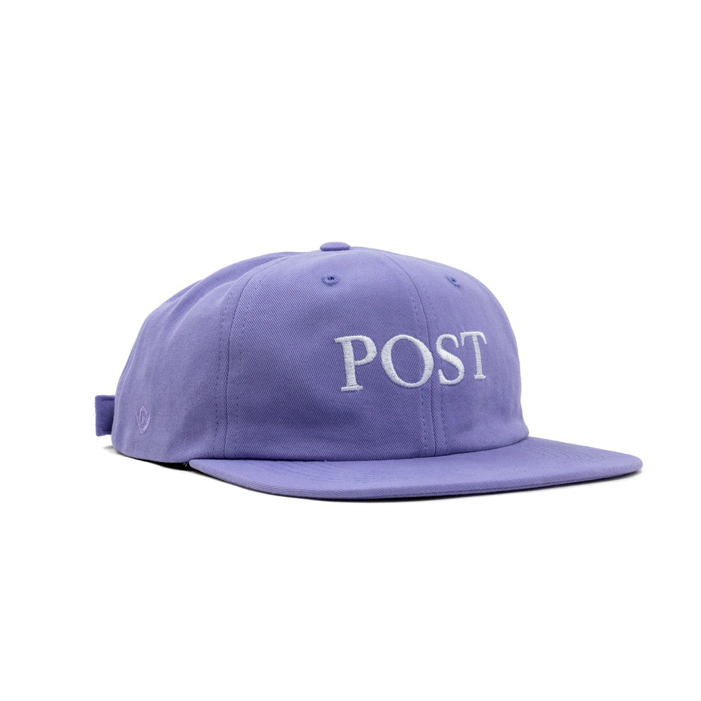 POST DRAMA CLUB CAP PURPLE