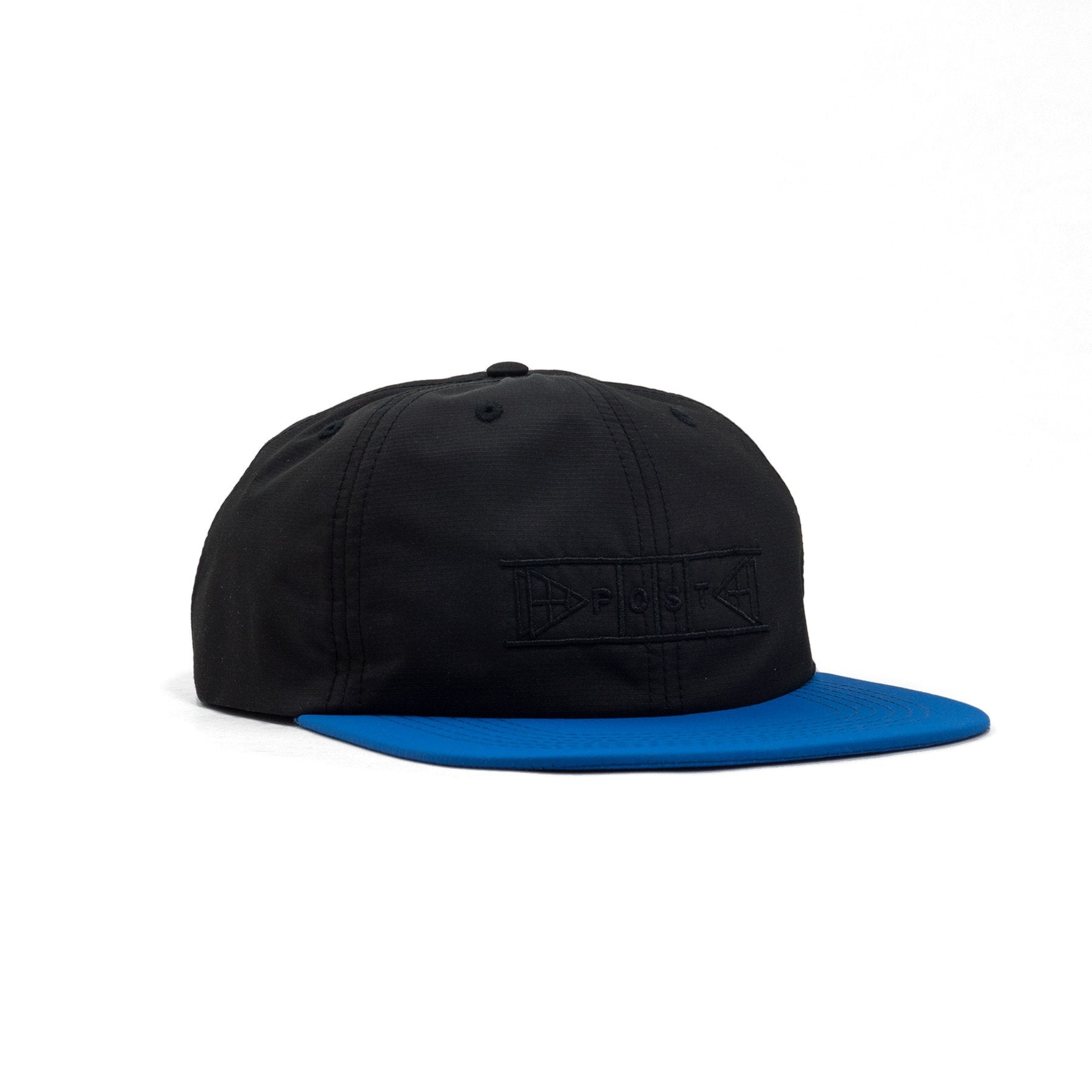 Post Shuffleboard Cap Black/Blue