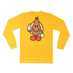 Korvlover Wienerman Longsleeve - Yellow