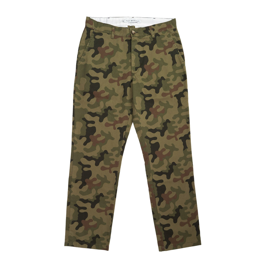 Post Labor pant Camouflage