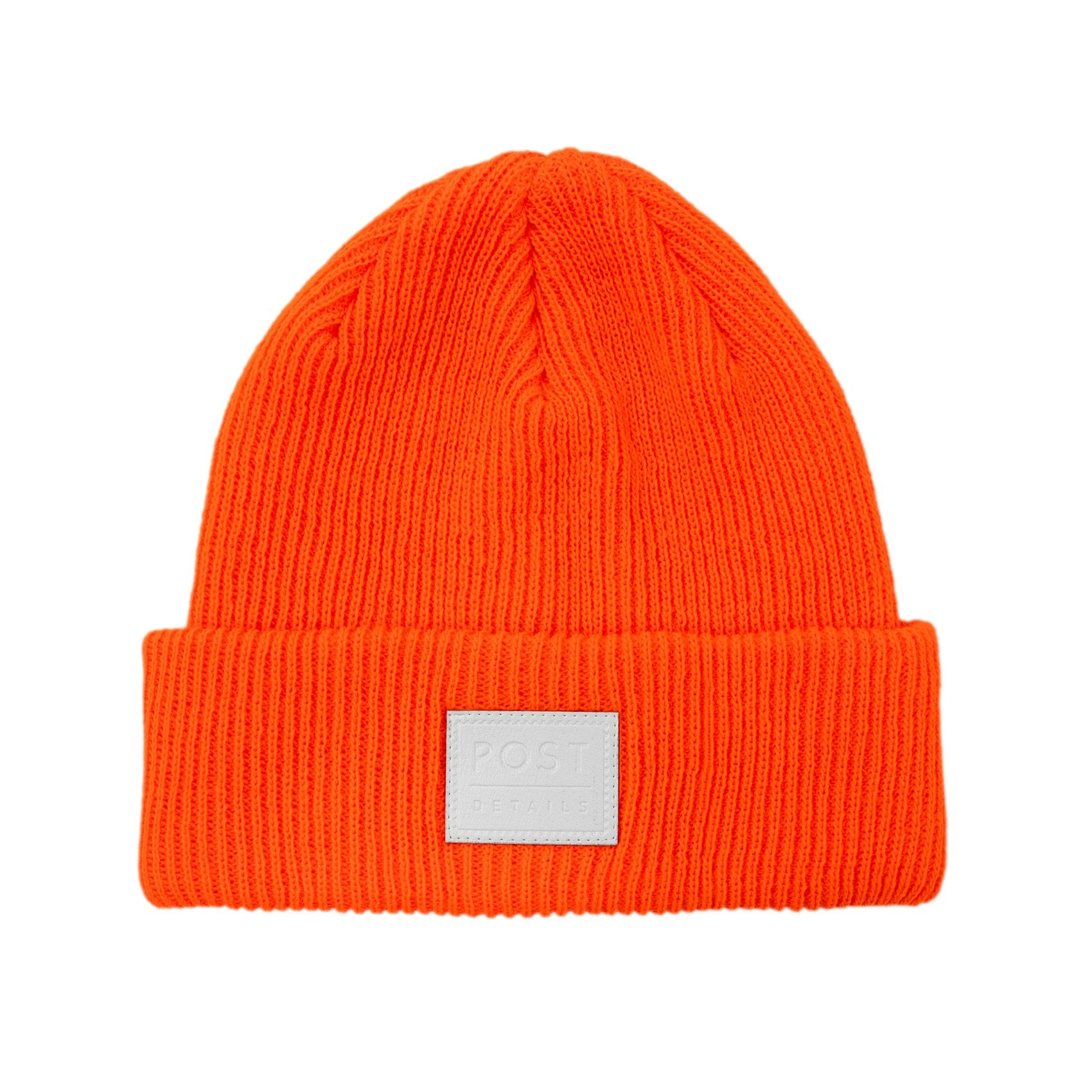 Post Classic Beanie V6 Orange