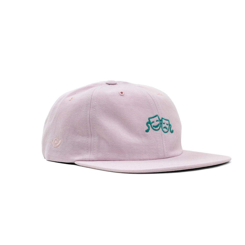 POST DRAMA CLUB CAP PINK
