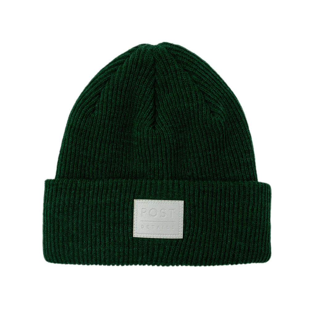 Post Classic Beanie V6 Green