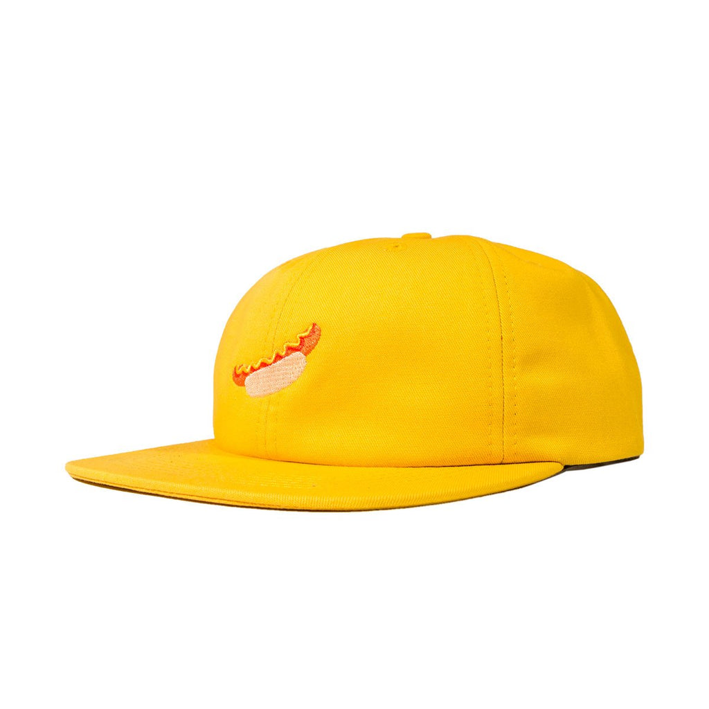 Korvlover Mustard Six Panel Cap