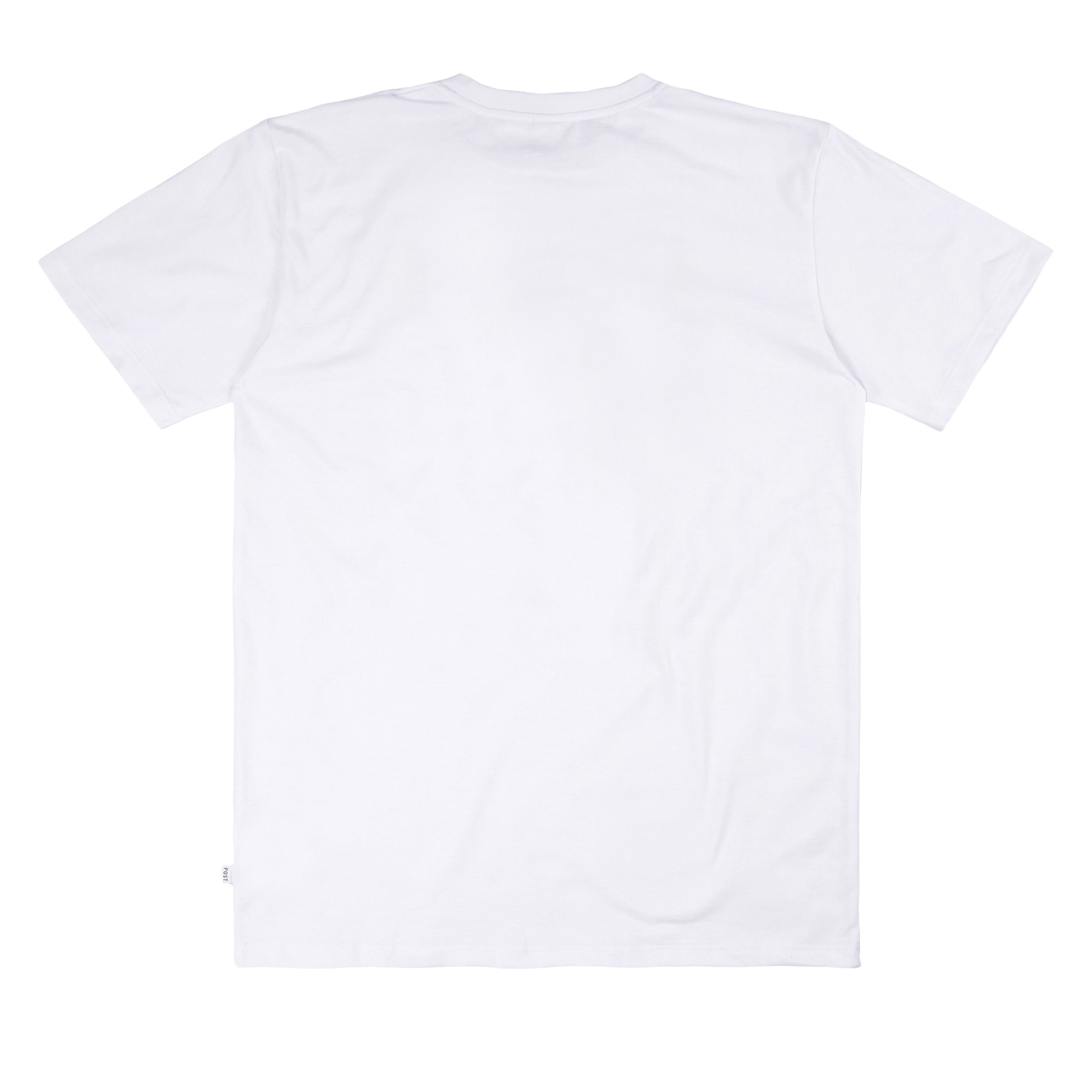 Post Kitsch One T-shirt White