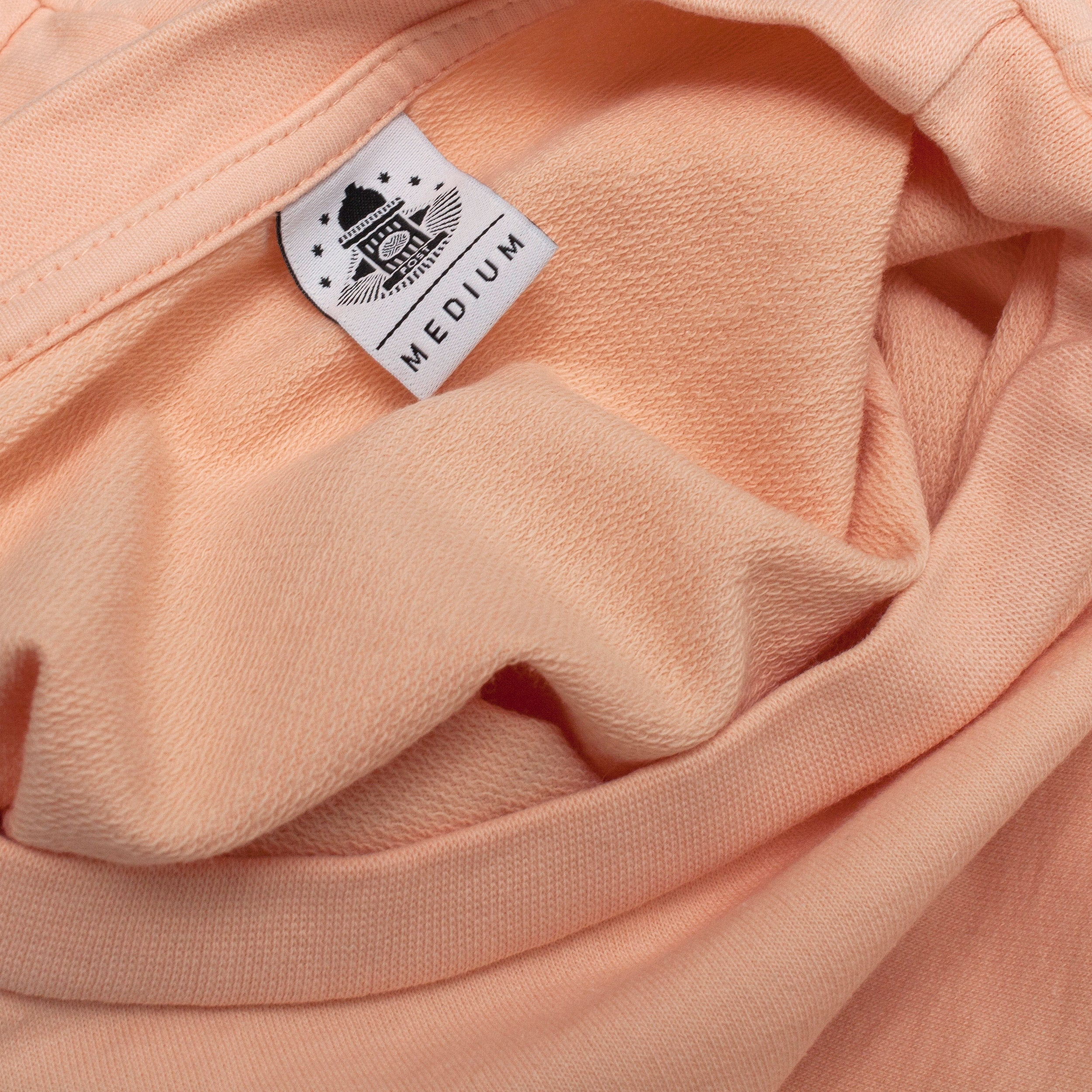 Post Pop P Heavyweight Pocket T-shirt Peach