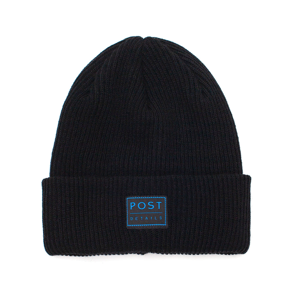 ABC Classic Beanie V7 - Royal black