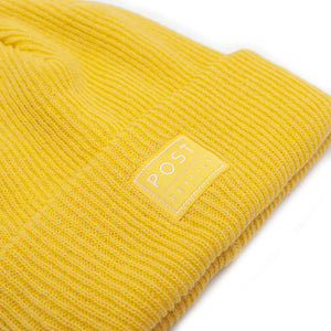 ABC Classic Beanie V7 - Lemon Yellow