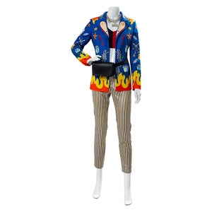Birds of Prey Harley Quinn Tenue Cosplay Costume Ver.2