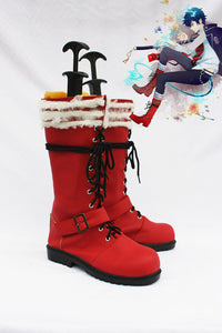Blue Exorcist Ao no Exorcist okumura rin Cosplay Chaussures