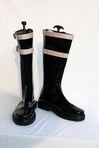 One Piece Dracula Mihawk Cosplay Chaussures