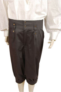 Pirates des Caraibes Jack Sparrow Pantalon Costume