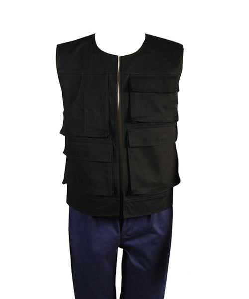 Star Wars ANH A New Hope Han Solo Gilet Costume de Cosplay