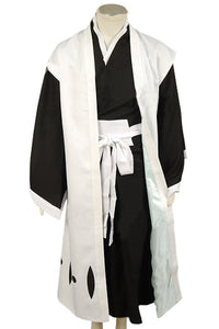 Bleach Capitaine Ichimaru Gin Cosplay Costume