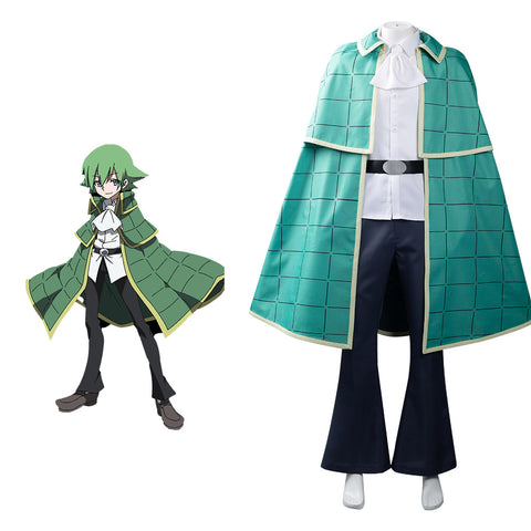 Shaman King Superstar Rizerugu Daizeru Cosplay Costume