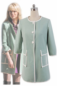 The Amazing Spider-Man 2 Gwen Stacy Manteau Vert  Cosplay Costume