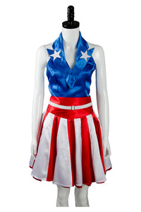 The Avengers Captain America Costume Americain Costume Halloween Cosplay