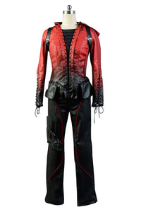 Arrow 4 Speedy Thea Queen Costume Rouge Cosplay Costume