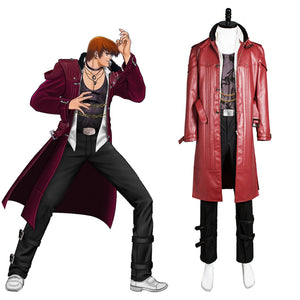 King of Fighters XIV KOF 14 Lori Outfit Cosplay Costume