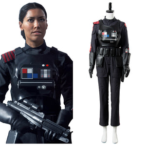Star Wars Battlefront 2 II Iden Versio Inferno Cosplay Costume