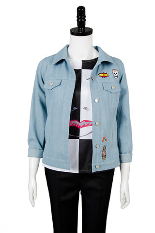 Doctor Who Saison 10 Bill Potts Blouson Cosplay Costume