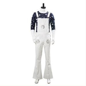 2019 Film Rocketman Elton John Cosplay Costume