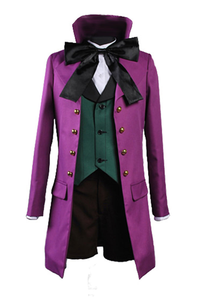 Black Butler 2 II Alois Trancy Cosplay Costume Version B