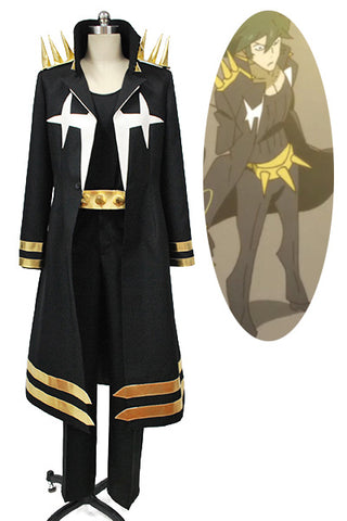 Kill la Kill Uzu Sanageyama Uniforme Cosplay Costume