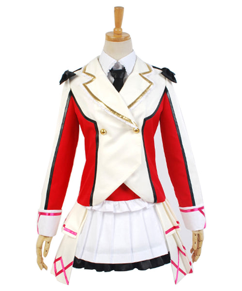 LoveLive! Idole Scolaire Projet Umi Sonoda Uniforme  Cosplay Costume