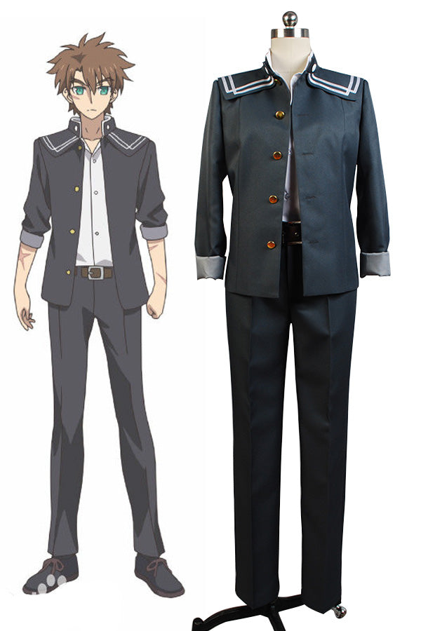 Shinmai Maou no Testament Toujou, Basara Uniforme Cosplay Costume