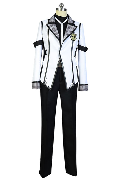 Chivalry of a Failed Knight Ikki Kurogane Cosplay Costume