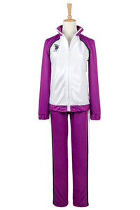 Haikyu!! Shiratorizawa Uniforme Scolaire Cosplay Costume