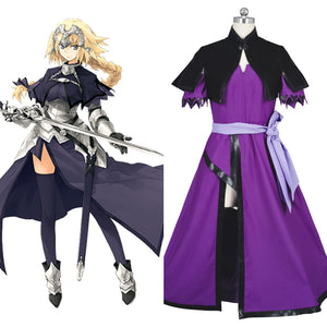 Fate/Apocrypha FA Ruler Joan of Arc/Jeanne d'Arc Cosplay Costume