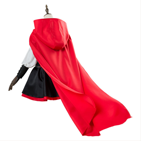 RWBY Saison 3 Ruby Rose Cosplay Costume Version Adulte