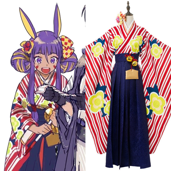 Fate Grand Order Nitocris Cosplay Costume