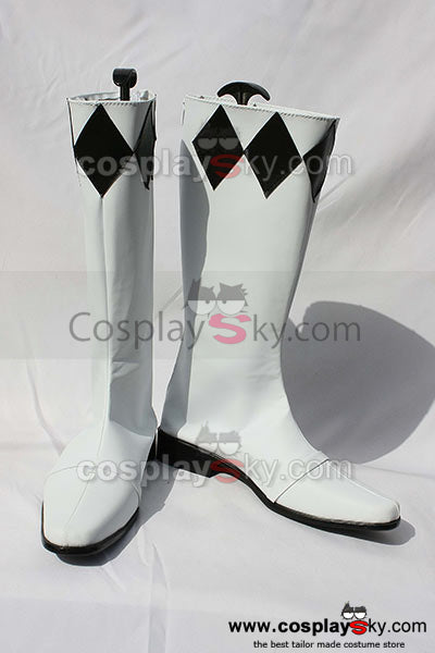 Power Rangers: Mighty Morphin Goushi Cosplay Chaussures