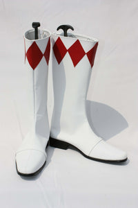 Power Rangers: Mighty Morphin Geki Cosplay Chaussures