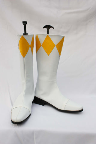 Power Rangers: Mighty Morphin Tigre Cosplay Chaussures