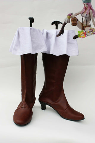 One Piece Jualipony Cosplay Chaussures