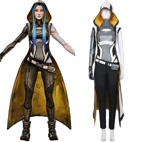 Borderlands 3 Maya Cosplay Costume