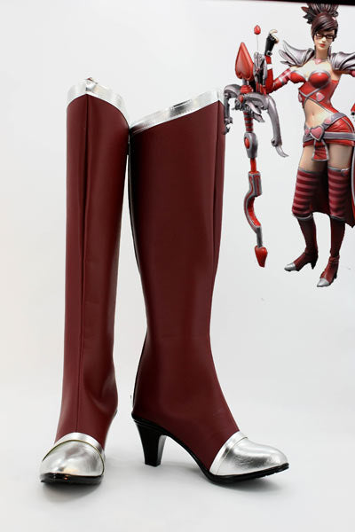 LOL League of Legends Vayne Cosplay Chaussures