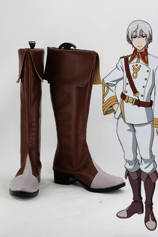 Valvrave the Liberator L-Elf Karlstein Cosplay Chaussures
