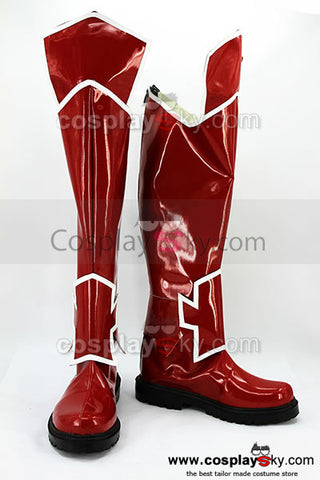 Sword Art Online Kirito Knight of Blood Cosplay Chaussures
