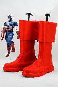 Captain America The Avengers Cosplay Botte