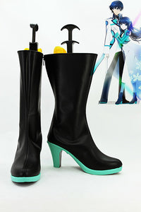 The Irregular at Magic High School Miyuki Shiba Cosplay Chaussures