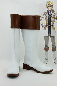 Kamigami no Asobi Ludere deorum Apollon Agana Berea Cosplay Chaussures